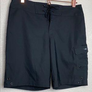 Jag Black Board Shorts S